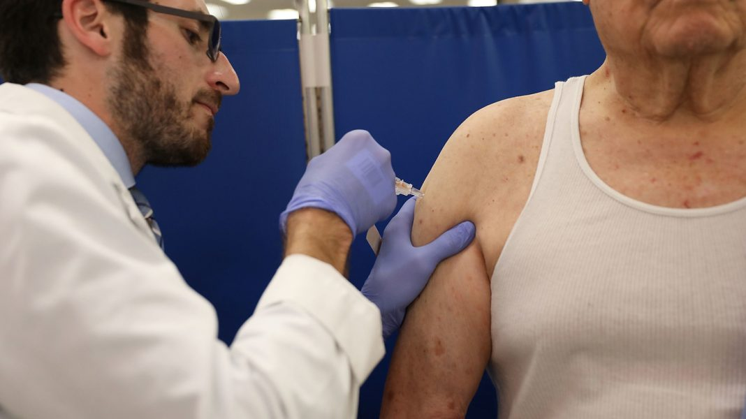 U.S. Flu Season Beginning To Ease, Modelers Say