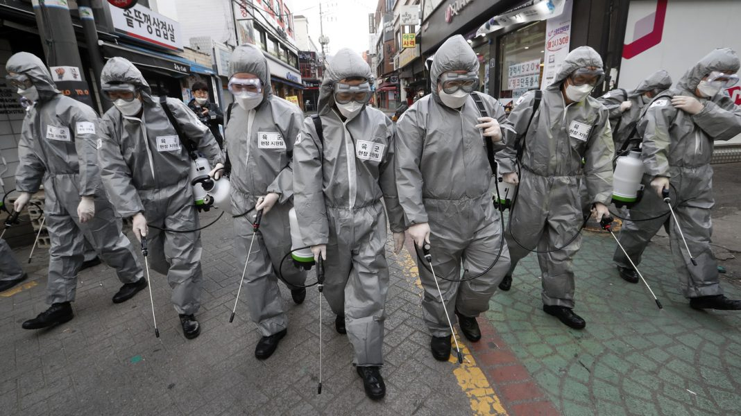 U.S. Forces In South Korea And Italy Are Told To Stay Put As Coronavirus Spreads