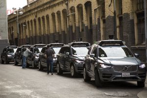 Uber's self-driving cars to cruise San Francisco streets once again