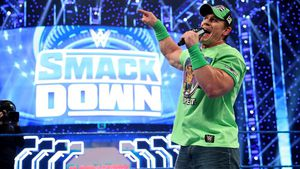 WWE reportedly cancels Friday's SmackDown show due to coronavirus spread