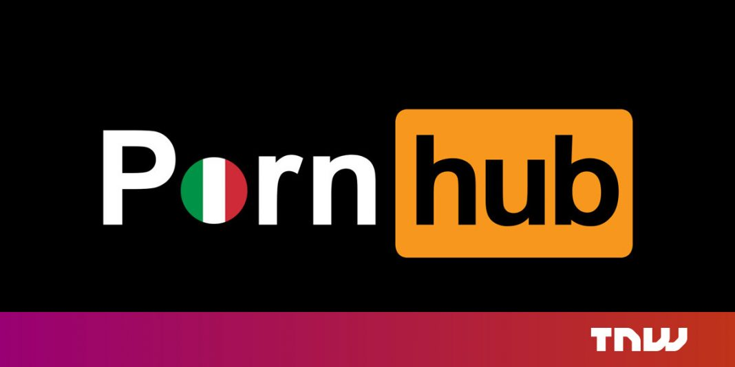 Pornhub is handing out free premium subscriptions to help Italy fight coronavirus