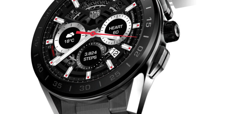 New $1,800 TAG Heuer smartwatch is the price of four Apple Watches