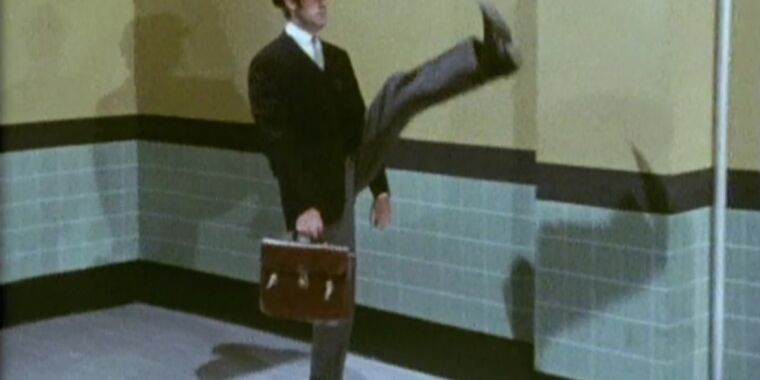 What Monty Python's Ministry of Silly Walks can teach us about peer review