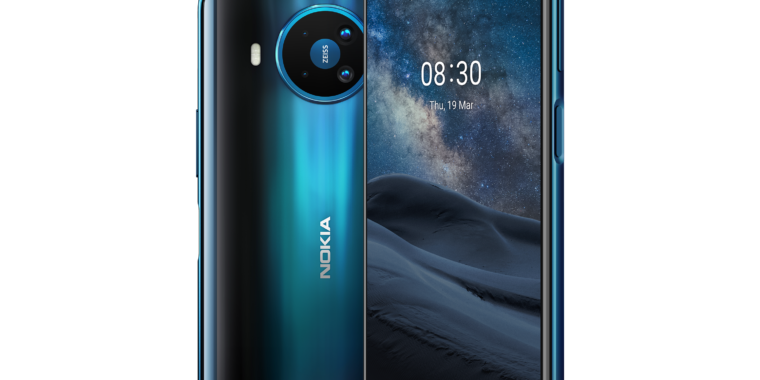 Nokia 8.3 is the first global phone with an integrated 5G modem