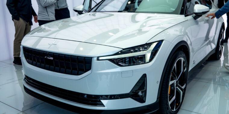Volvo performance spin-off Polestar starts building its new battery EV