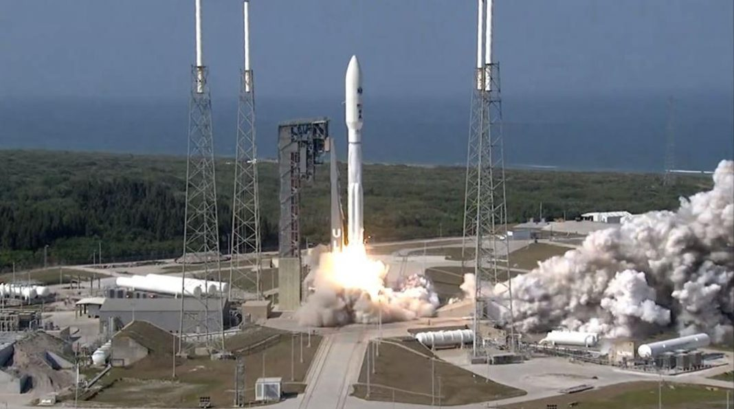 Trump's Space Force Just Launched Its First-Ever Satellite Into Orbit