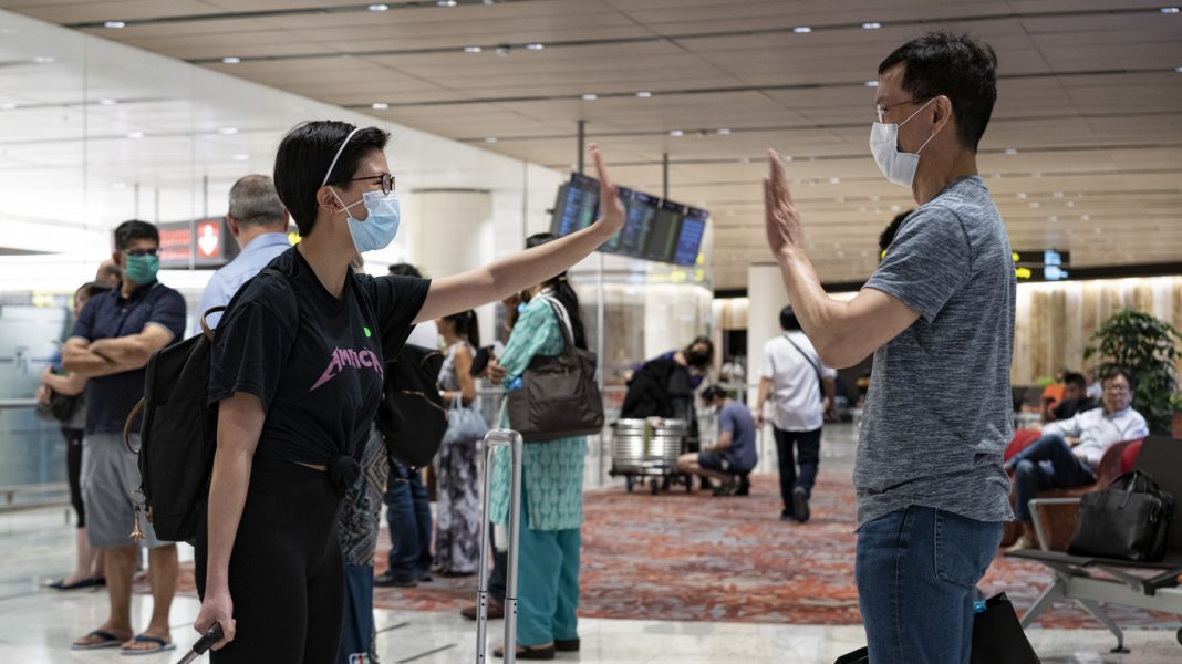 Singapore, Coronavirus Model, Threatens Prison For Social Distancing Violators