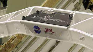 NASA installs 10.9 million names on the Mars Perseverance rover