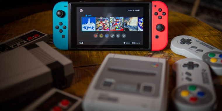 Nintendo Switch sells out at retail, leading to third-party price gouging