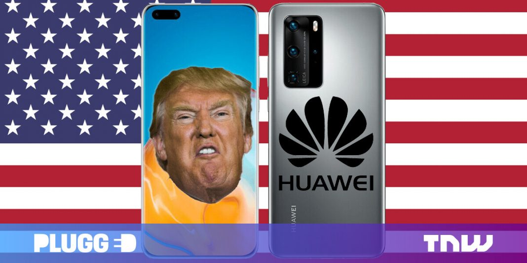 Here's why Huawei's P40 has US components despite the ban
