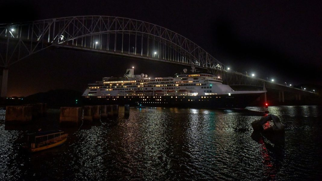 Cruise Ship Struggling With COVID-19 Headed To Florida