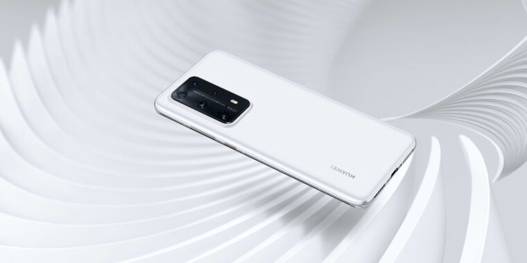 Teardown of Huawei flagship phone finds US parts despite blacklisting