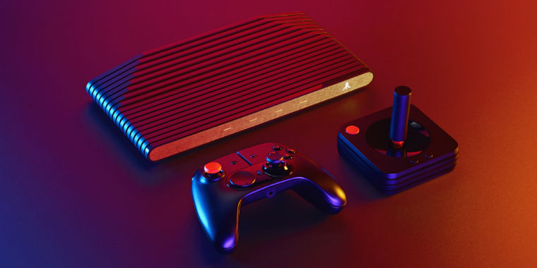 Xbox architect sues Atari over unpaid work on crowdfunded console