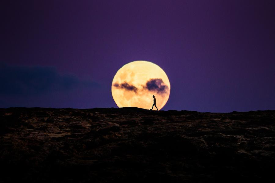 This Week's 'Super Pink Moon' Will Be The Biggest And Best Of 2020. Here's How To See It From Home