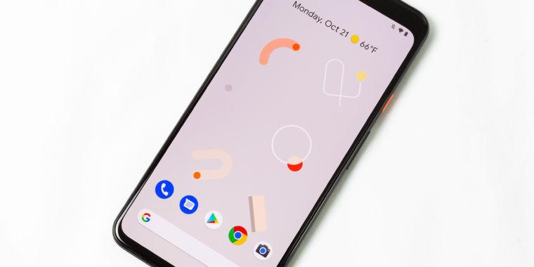 Pixel 4 face unlock finally gains an alertness check