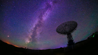 New search methods are ramping up the hunt for alien intelligence