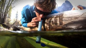 The LifeStraw is close to eradicating an ancient disease video