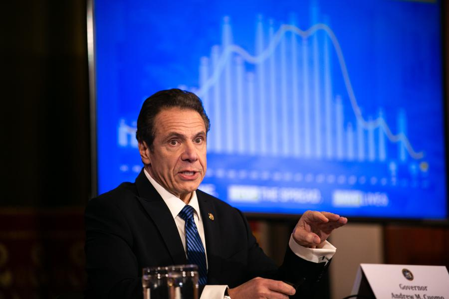 Cuomo Orders All New Yorkers To Wear Masks In Public