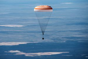 NASA astronauts return to a drastically changed Earth after months in orbit