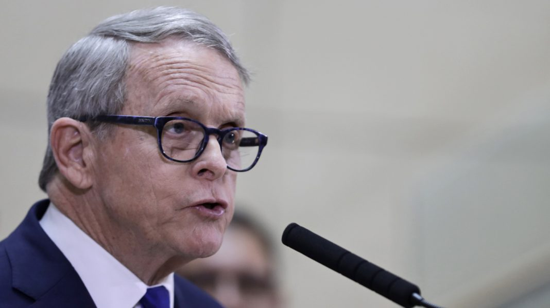 Ohio Gov. Mike DeWine: Reopening State Demands A 'Nuanced Balance'