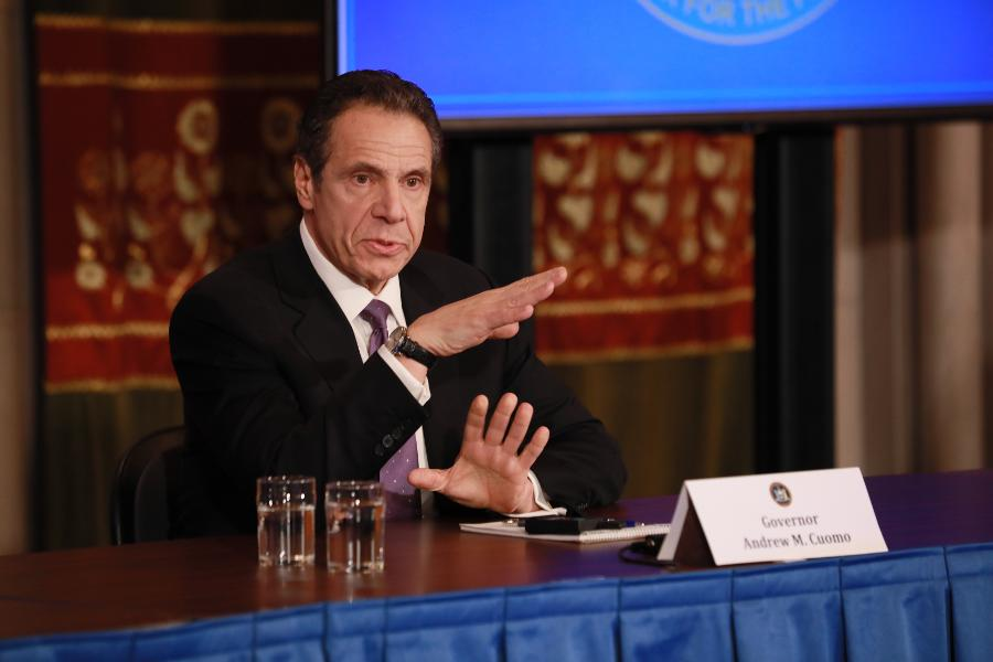 Cuomo: New York Appears To Be 'Past High Point'