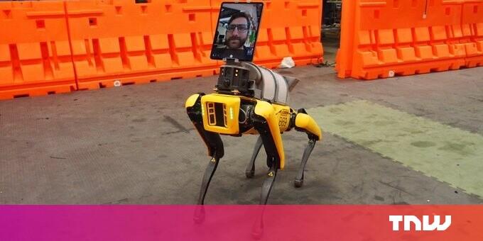 Boston Dynamics is open-sourcing its robot tech to help hospitals fight coronavirus