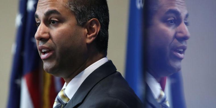 Ajit Pai uses bad data to claim ISPs are deploying broadband to everyone