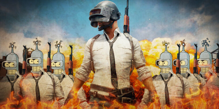Stadia's latest woe: Its PUBG port is overrun with official, crappy bots