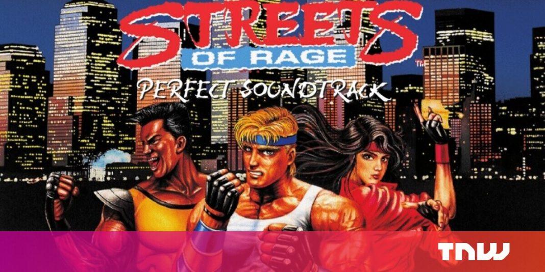 Original Streets of Rage soundtracks re-released — on cassette