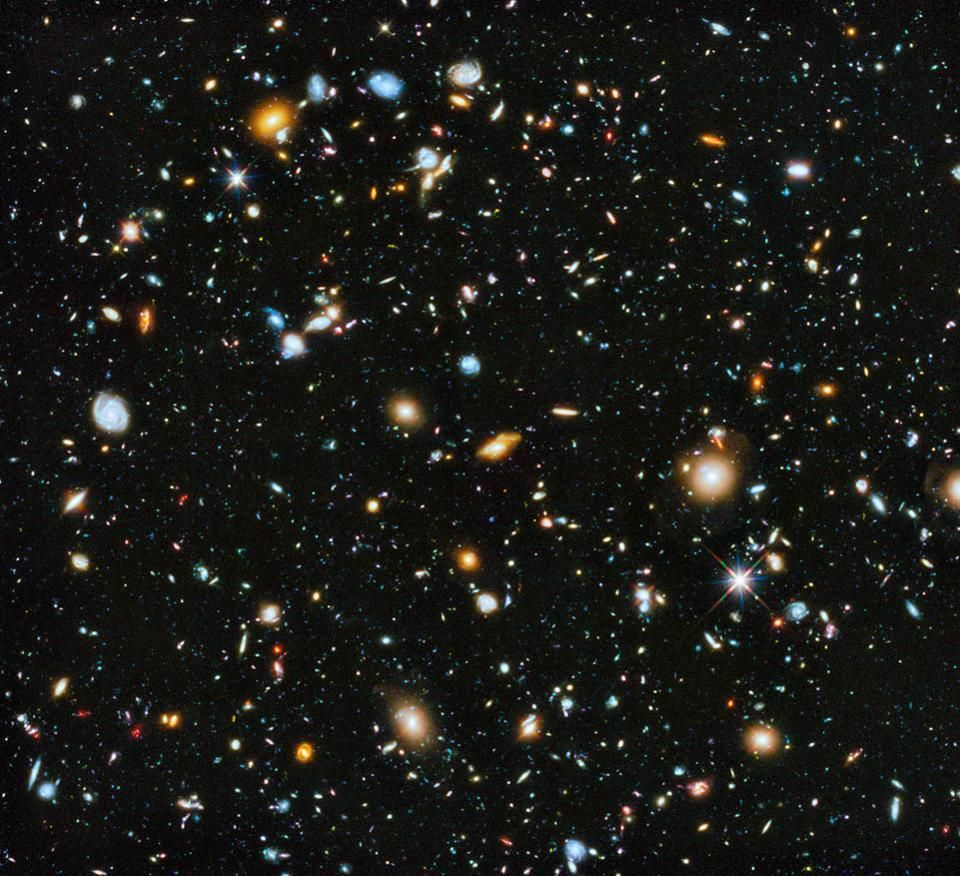 10 Fantastic Finds From Hubble's Deepest-Ever View Of The Universe