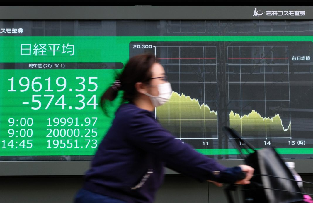 With The World On Lockdown, Are Investors Turning To Their Portfolios As A Way To Break The Boredom?