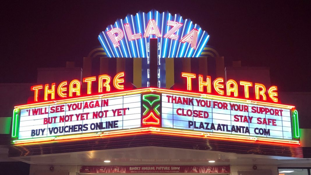 As Some States Reopen, Theater Owners Are Watching — And Mostly Waiting