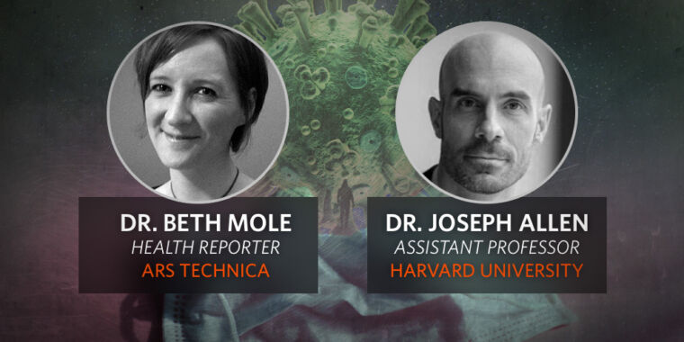 Wrestling with reopening: A COVID-19 live chat with a Harvard health expert today at 1:30pm ET