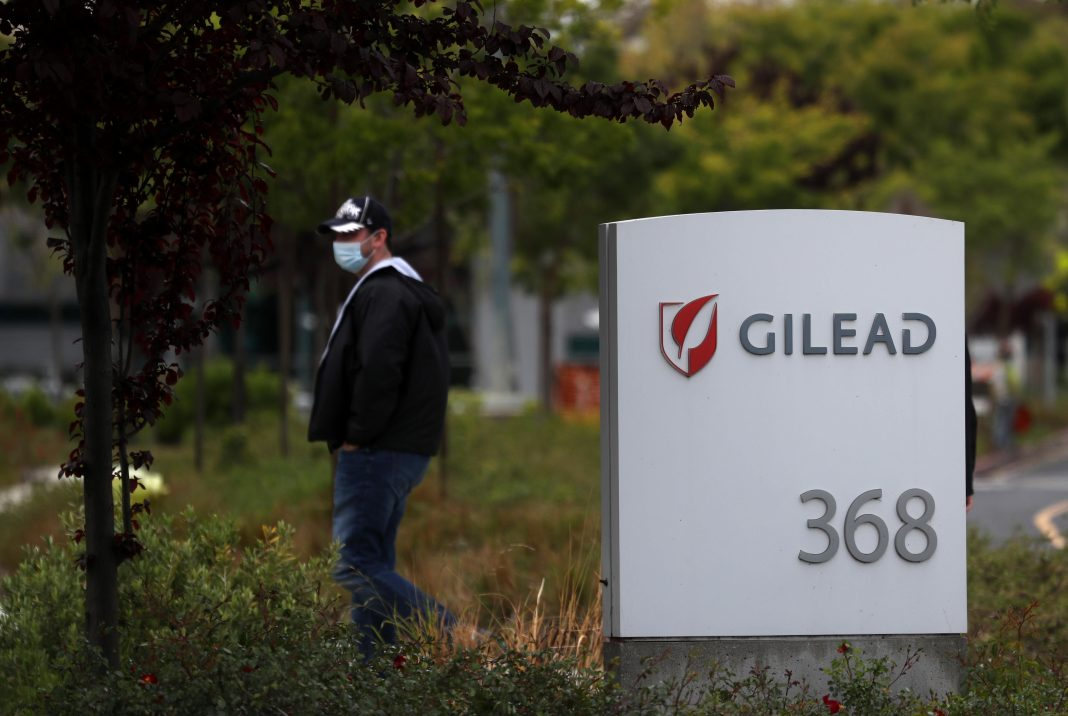 Gilead Sciences Targeted By Hackers Linked To Iran: Report