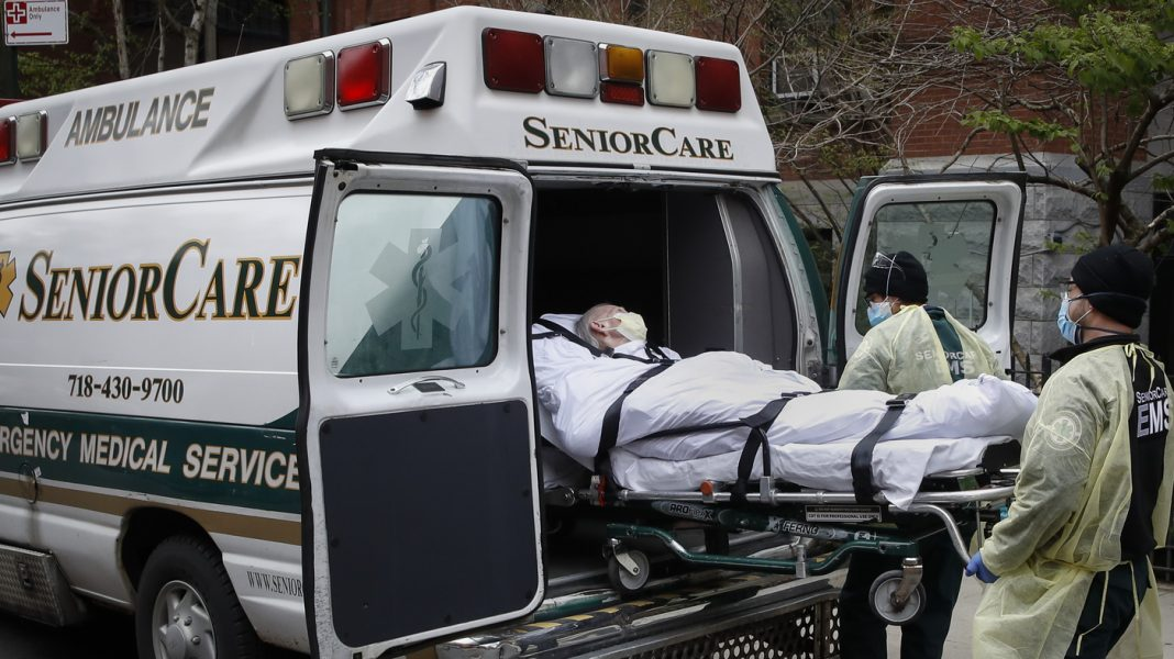 For Most States, At Least A Third Of COVID-19 Deaths Are In Long-Term Care Facilities