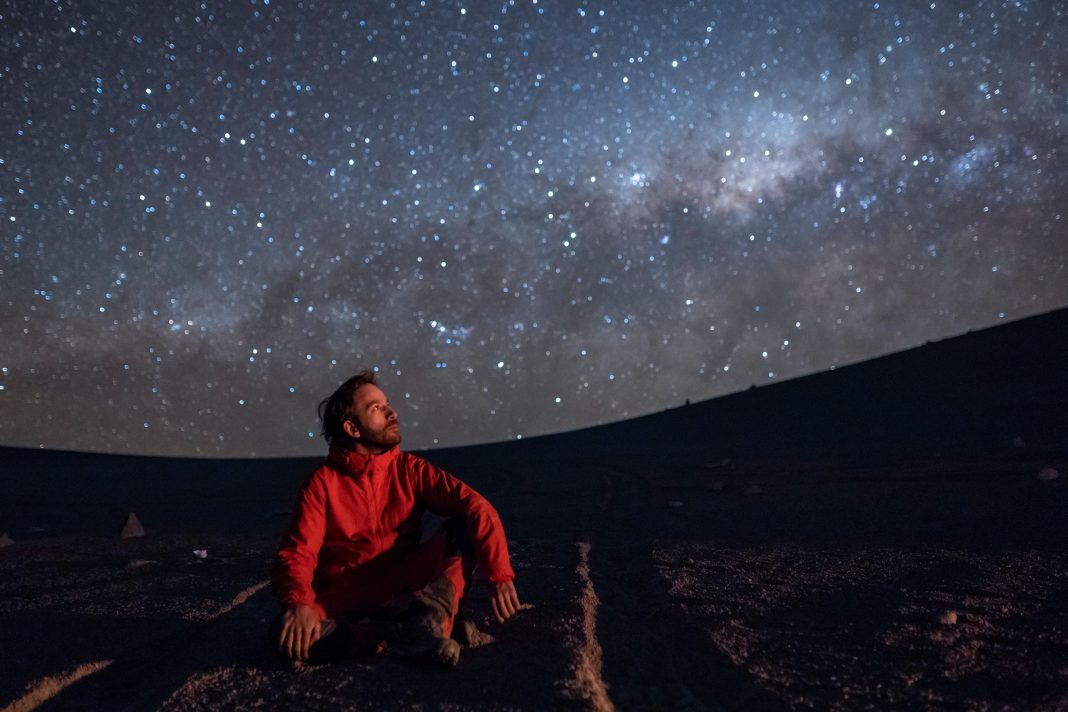 Welcome To 'Stargazing For Mindfulness.' How Looking Up In Lockdown Can Help You Find Your Place