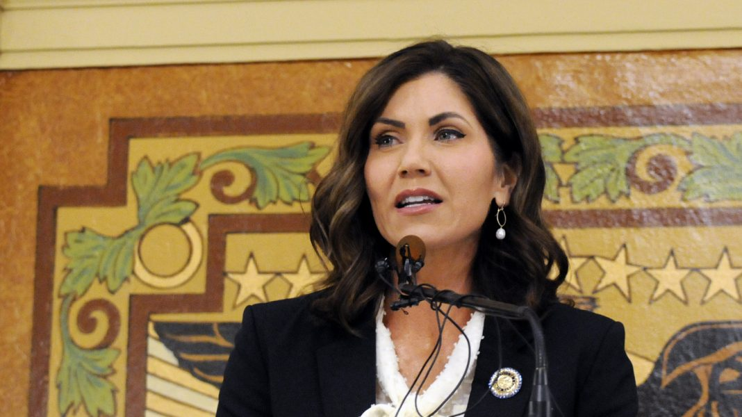 Checkpoint Clash Escalates Between South Dakota Governor, Tribal Leaders