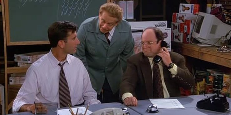 A brief ode to Seinfeld's Frank Costanza, terrible computer salesman