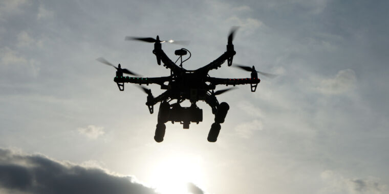 Man shoots down drone, gets hit with felony charges in Minnesota