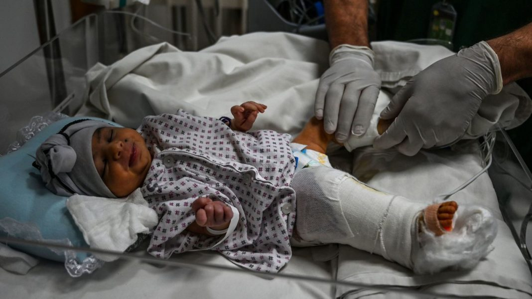 OPINION: We Shouldn't Have To Ask That Babies And Mothers Not Be Killed. Yet We Must