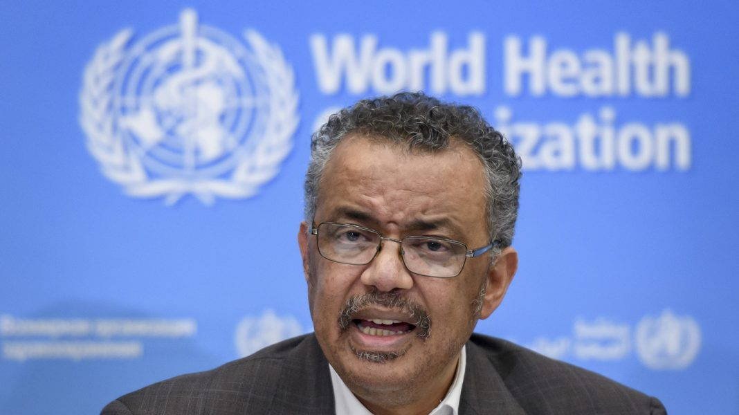 'Unprecedented' World Health Assembly Convenes Online As Pandemic Rages