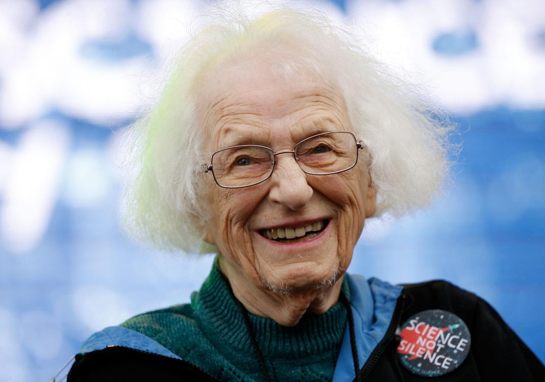 Nancy Roman Made Hubble Happen, And Its Successor Is Named For Her