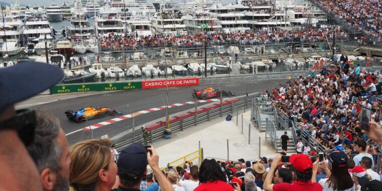 Can a trip to the iconic Monaco Grand Prix cure an F1 cynic?