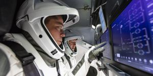 A NASA mission like no other: SpaceX makes spaceflight modern again