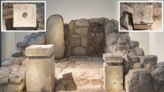 A biblical-era Israeli shrine shows signs of the earliest ritual use of marijuana