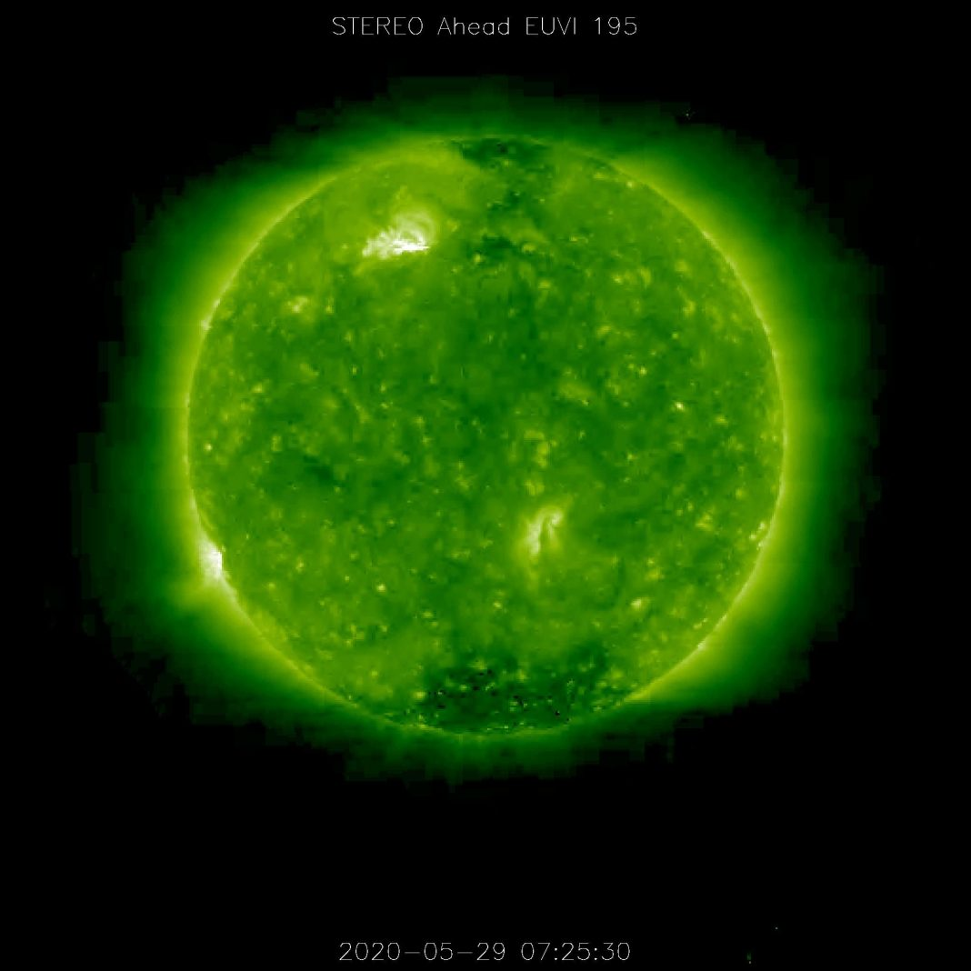 The Sun Just Woke Up. 'M-Class' Solar Flare Ends 925-Day Solar Snooze