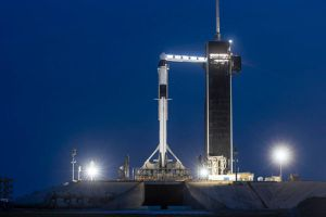 All systems go for SpaceX and NASA in historic astronaut launch