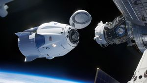 SpaceX's historic Demo-2 delivers NASA astronauts to ISS