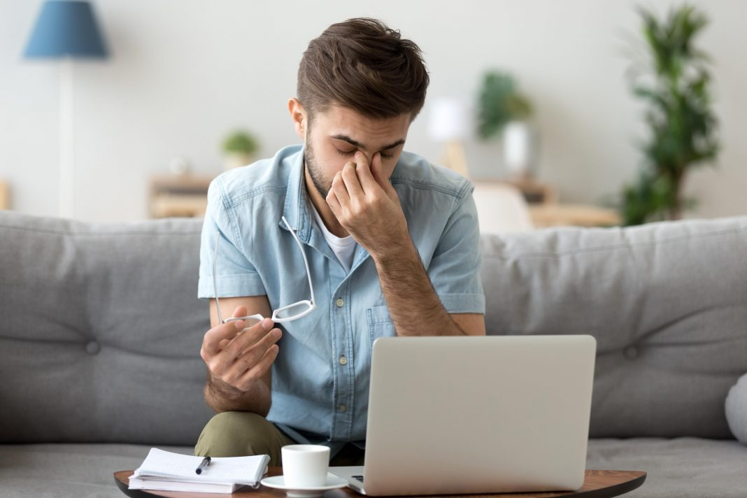 """Are Your Eyes Hurting During The  Coronavirus Pandemic? You May Have """"Computer Vision Syndrome"""""""