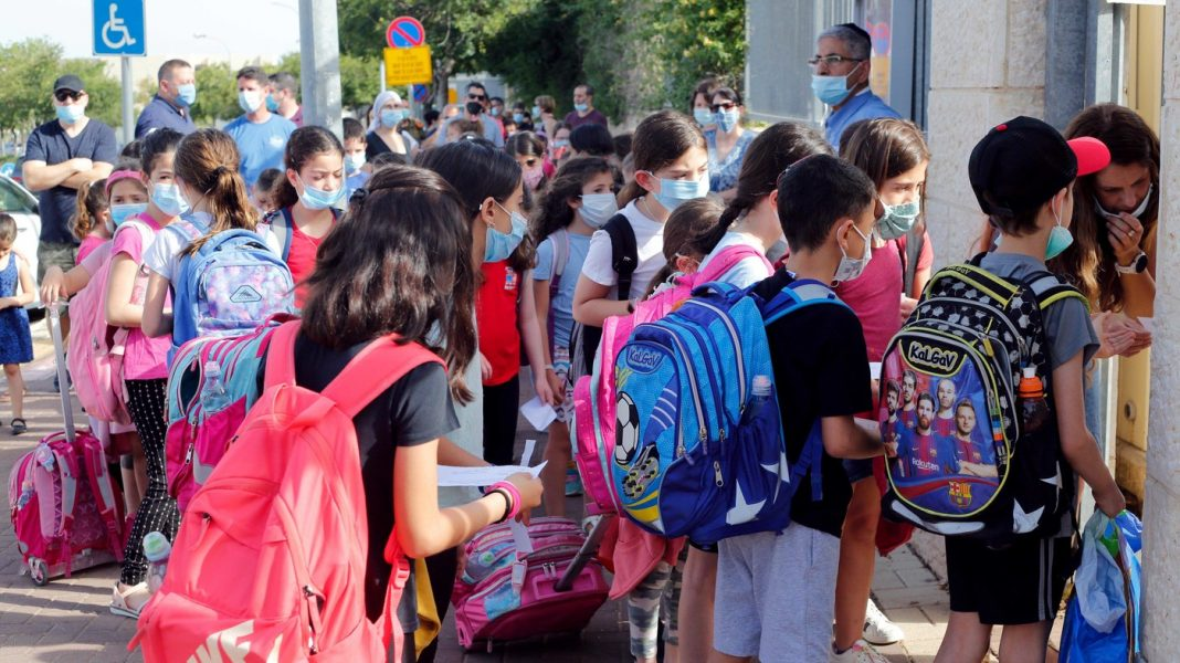 After Reopening Schools, Israel Orders Them To Shut If COVID-19 Cases Are Discovered
